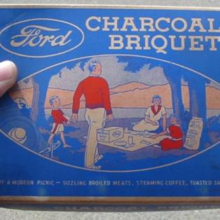 ford briquets