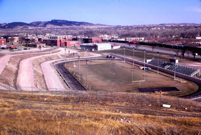 1970 Rapid City Hardrockers Stadium 2_1024