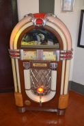A Wurlitzer Jukebox