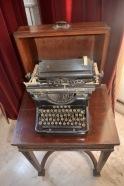 Batista's typewriter