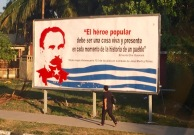 """The popular hero (Jose Marti) should be remembered in every moment of the history of a people."""