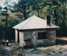 Sugar Knob Cabin, 1987
