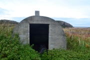 A root cellar from the 1930s