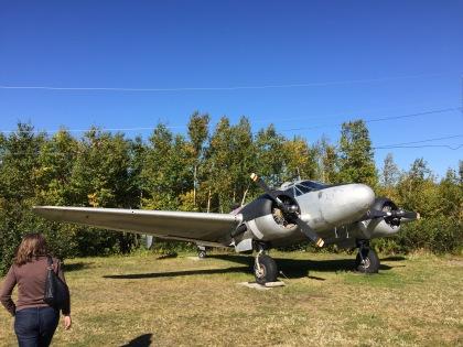Beechcraft 18-s