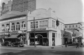 Broughton Street, 1930