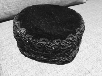 A classic hat from the 1930s, from Margie's collection