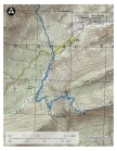 Detailed trail map