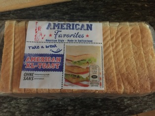 Tasted pretty American to us. :-)