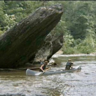 Deliverance Rock then