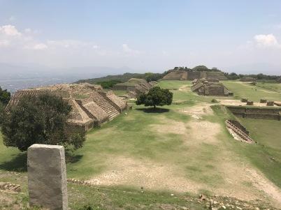 Monte Albán ruins, 500-100 BC