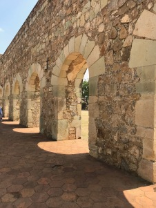 Cuilapan de Guerro archway