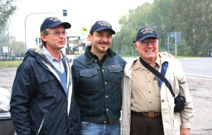 Claudio, Carlo, John