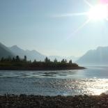 Upper Twin Lakes, Lake Clark, Alaska