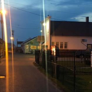 Watermen's communities are amazingly quiet at night