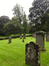 Cortachy Church Cemetery
