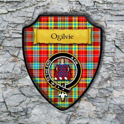 Clan Ogilvie crest