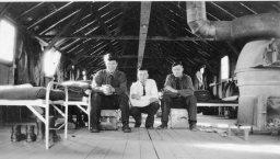 A CCC Barracks. Photo courtesy of Edmund R. Golladay, public domain